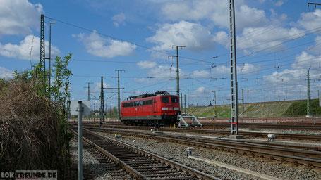 14.04.2017 - Halle/Güterbahnhof