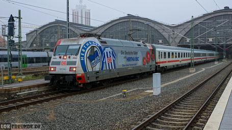Leipzig/HBF 06.05.2017