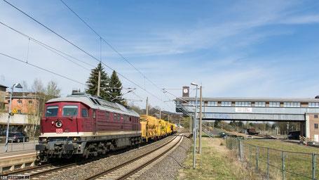 Chemnitz/Hilbersdorf 15.04.2018