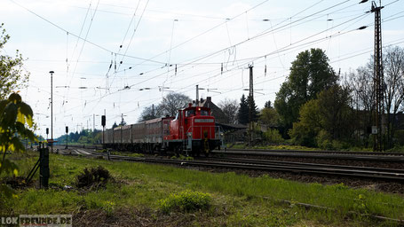 Leipzig/Wiederitzsch 28.04.2017