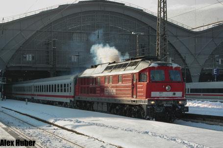 Leipzig/HBF 12.01.2010