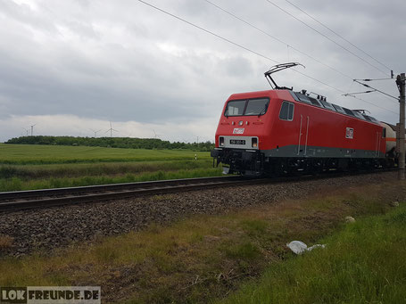 Halle/Holleben 17.05.2016