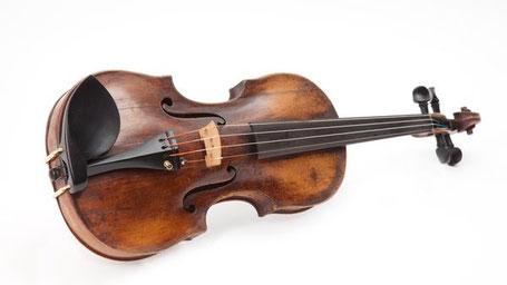 séquence les familles d'instruments le violon