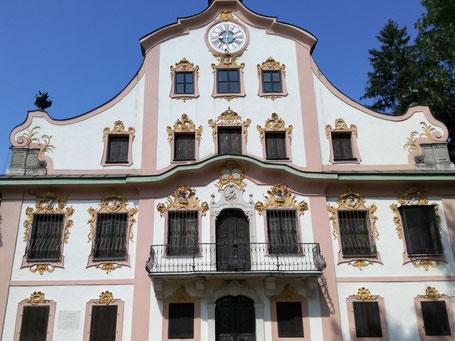 Robinigschlössl, Robinighof, Salzburg, Schallmoos