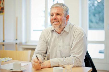 """""""Jedes Kind hat eine Chance wie Gefri verdient"""": Jens Lüdert, Einrichtungsleiter vom Kastanienhof"""