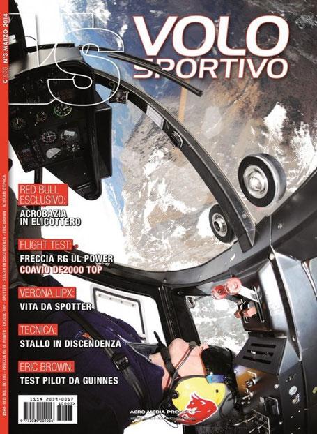 Articolo su Volo Sportivo dedicato al Piti Spotter Club