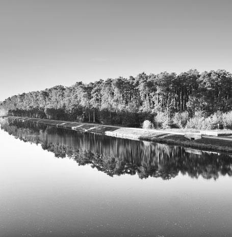 Spielung im Main-Donau-Kanal