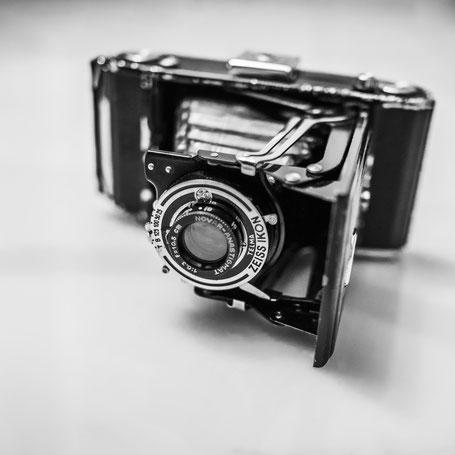 Zeiss Ikon Nettar (6x9 Mittelformat.Kamera)