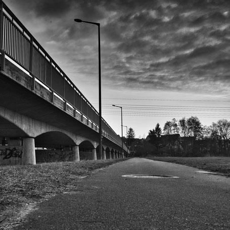 Brückenstraße bei Vach