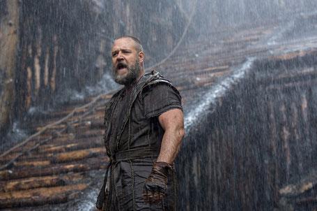 Noah im Regen / Foto: Paramount Pictures