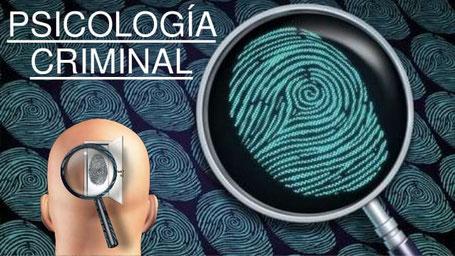 curso de psicologia criminal