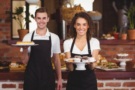 curso de camarero servicio de sala