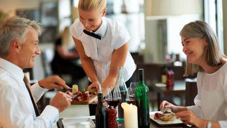 curso de inglés para camareros