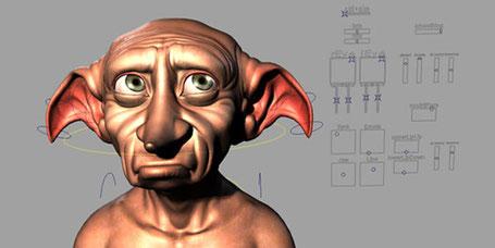 cursos de animación 3D
