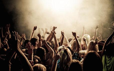 curso de eventos musicales