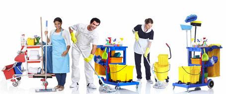 curso de limpieza