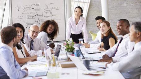 curso de gestion de reuniones