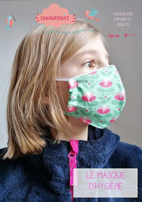 masque tissus medical