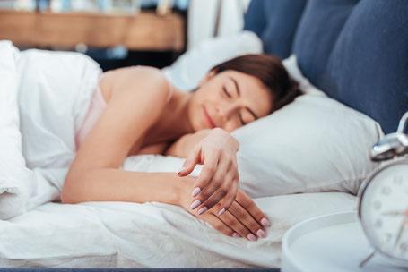 Gute Nacht zu Schlafstörungen
