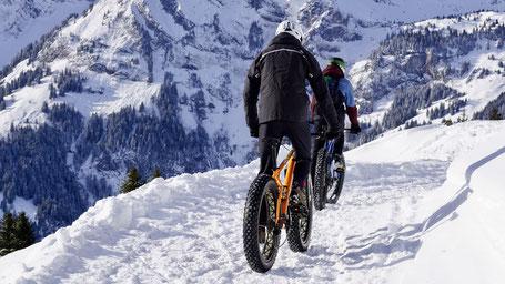Winterrad Rennradfahren Winter Training Pflege Carbonbike