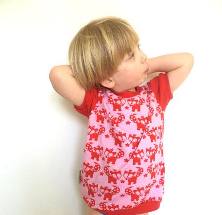 T-Shirts bei elsepopellse, nachhaltig, Bio und bunt