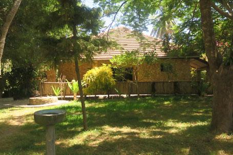 Bungalow Marijani Holiday Resort, maison familiale pour groupes jusqu'à 6 personnes