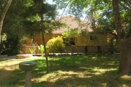 Bungalow Marijani Holiday Resort, casa familiar para grupos de hasta 6 personas