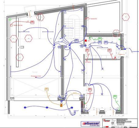 Elektroinstallation Planen App