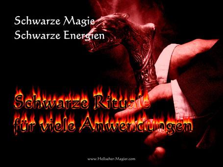 Schwarze Magie anwenden und praktiziren