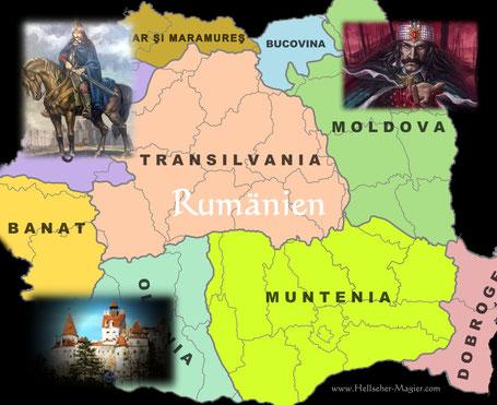 Rumänien Vlad Tepes Dracula