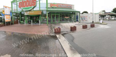 gewerbliche professionelle Steinreinigung in Köln / Frechen