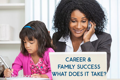career and family success