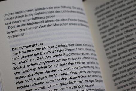 """Mark Lanvalls """"Lichtsturm II - Die andere Welt"""""""