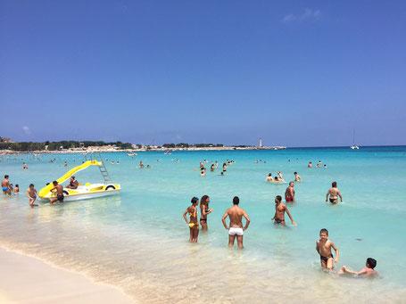 San Vito Lo Capo - ein Traum von Strand.