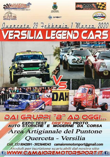 Versilia Legend Cars 2020