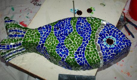 Fisch ohne Fuge - Die kleine Perlenwerkstatt
