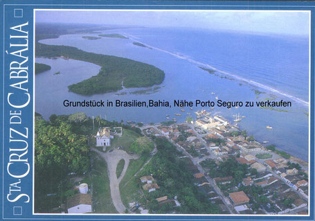 Sta. Cruz Cabrália, Bahia, Brasilien