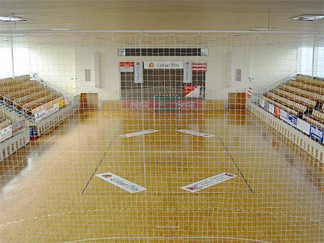 Große Sporthalle © Hansestadt Wismar, Abt. Sport