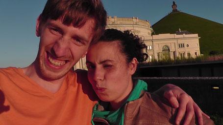 Elisa und ich