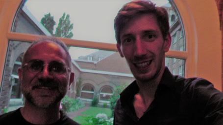 Gianfrancesco und ich