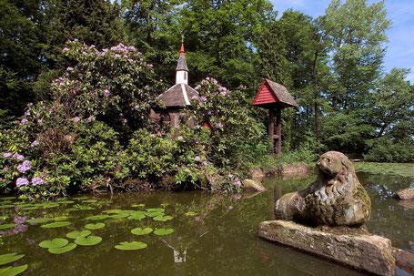 Fuhrung Englischer Garten Eulbach Antje Vollmer