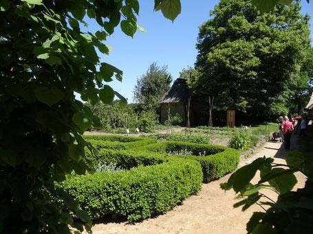 Ein Nutzgarten wie bei Oma - zurück in die Kindheit