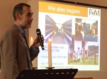 FCM-Geschäftsführer Andreas Kaden