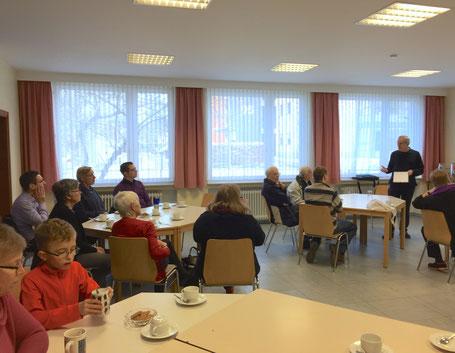 Das war die Gemeindeversammlung 2017 // Foto: Scholz