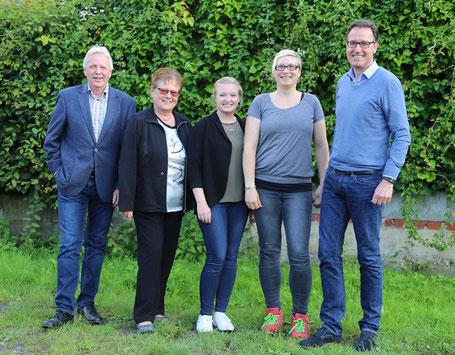 Heiner Tamke, Margret Puppa, Lena Heldberg, Sandra Bammann, Bernd Kuhlmann