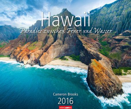 Hawaii - Paradies zwischen Feuer und Wasser - Weingarten Verlag - KVH Verlag - kulturmaterial