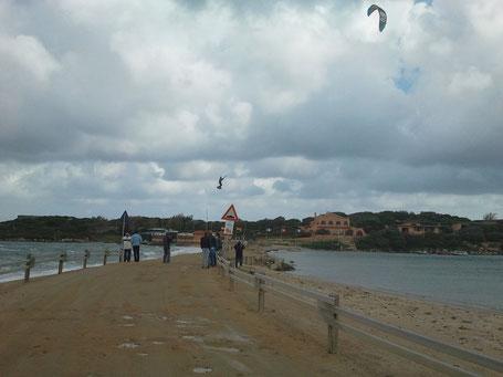 Kitesurf Porto Pollo