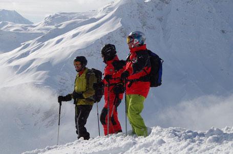 © Bergrettung Vorarlberg - Helme beugen schweren und tödlichen Kopfverletzungen vor – auch bei Skitouren