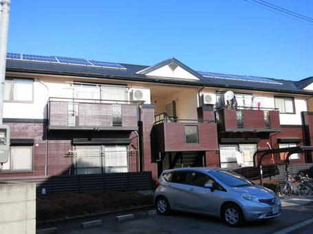 仲介手数料無料の姫路のアパート