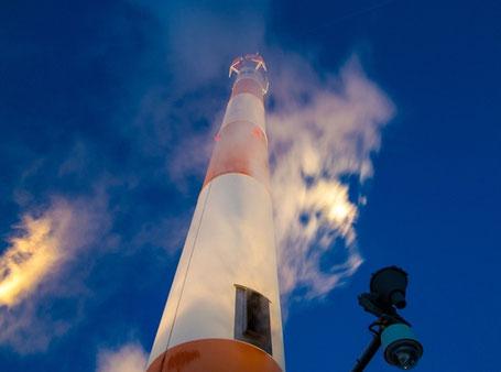 Anke Wolfert: Auch mal nach oben schauen (Der andere Blick vom Maintower)